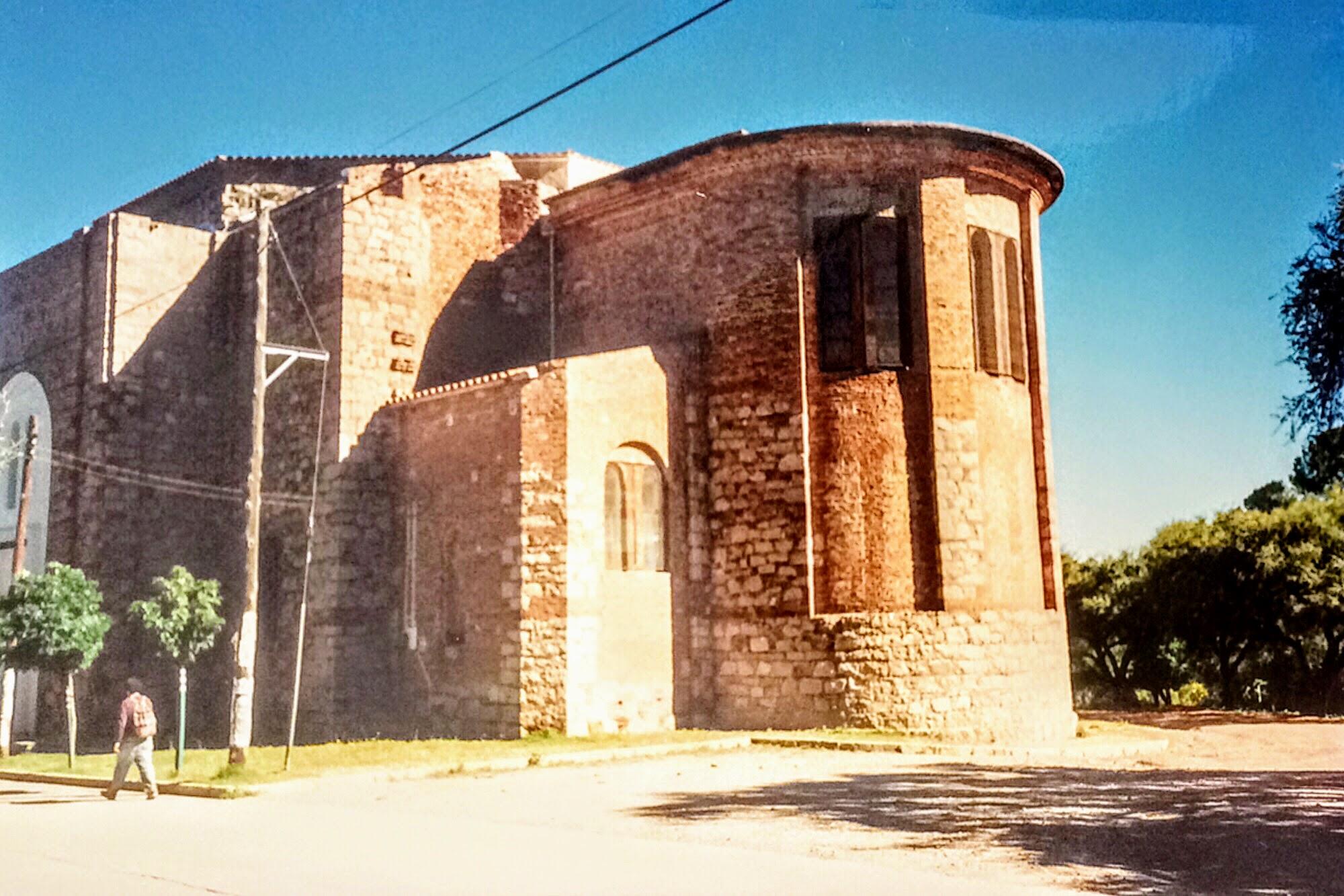 Iglesia de Capilla del Monte
