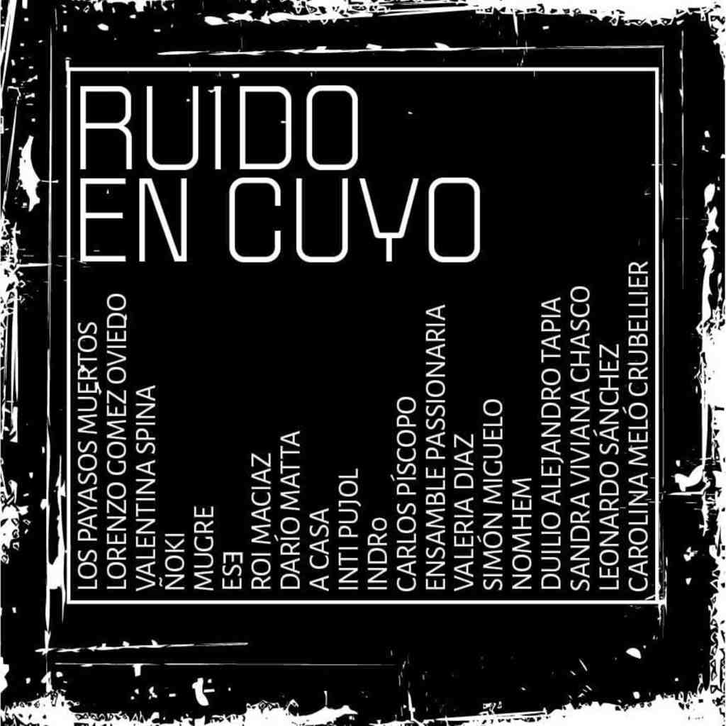 RUIDO en Cuyo | Portada
