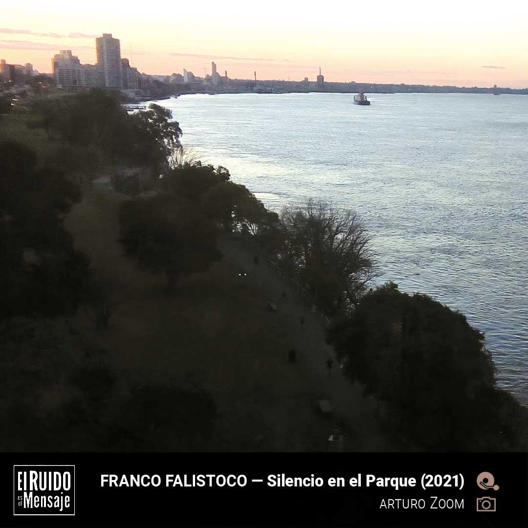 Franco Falistoco - El RUIDO es el Mensaje